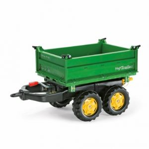 Rolly Toys Remorque tribenne John Deere