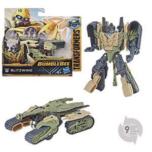 Hasbro Figurine Energon Igniters 12,5 cm Transformers Bumblebee - Robot Blitzwing