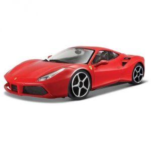 Bburago 16008 - Ferrari 488 GTB Echelle 1/18