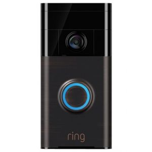 Ring Video Doorbell Bronze Antique