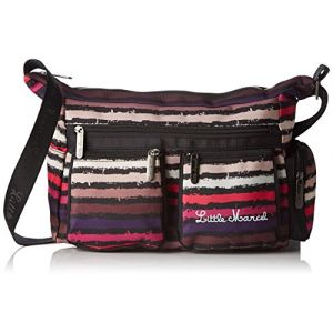 Little Marcel Femme Nancy Sac bandouliere Multicolore