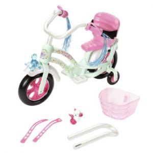 Zapf Creation BABY born Jouer et s'amuser à vélo