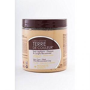 Terre de couleur Soin Capillaire Masque à l'Argile - Bio-activated Clay - 250 ml