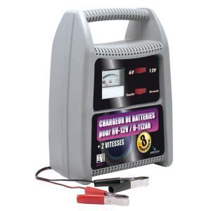 CHARGEUR BATTERIE 6/12V 8A