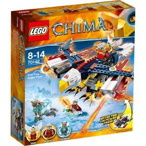 Lego 70142 - Legends of Chima : Le planeur Aigle de feu d'Eris