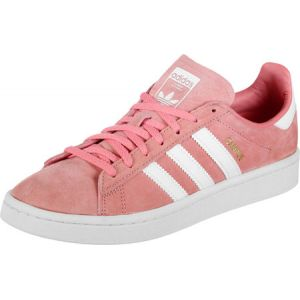 Adidas Campus W, Chaussures de Basketball Femme, Multicolore (Tacros/Ftwwht/Crywht B41939), 40 EU
