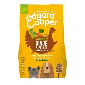 Edgard Cooper Croquettes dinde et poulet pour chien