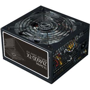 Zalman Tech Co. Ltd. ZM600-TX - Bloc d'alimentation PC 600W certifié 80 Plus