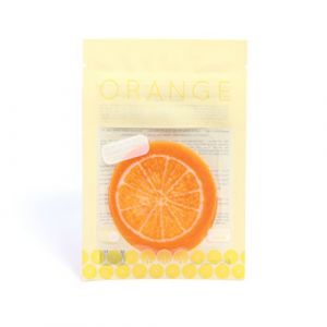 Vitamasques Orange - Orange Eye Slice Pads
