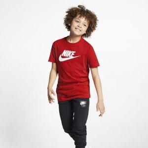 Nike Tee-shirt Sportswear Garçon plus âgé - Rouge - Taille XL - Male