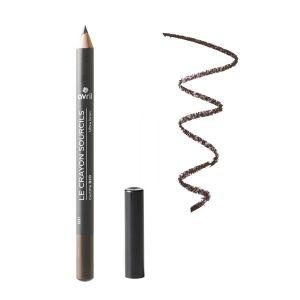Avril Crayon sourcils Ultra brun Certifié Bio