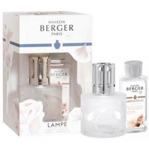 Lampe Berger Diffuseur de parfum aroma Relax + 180ml Douceur orientale