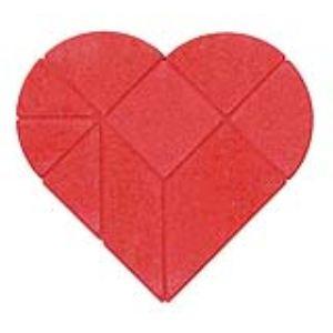 Anker Puzzle le Coeur 9 éléments