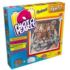 Goliath Photo Pearls Tigre 3600 perles