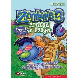 Zombinis 3 : l'Archipel en Danger [MAC]