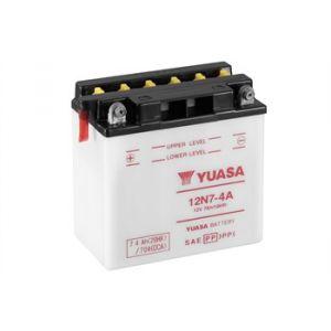 Yuasa Batterie moto 12N7-4A