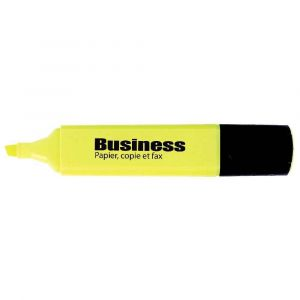 Business Surligneur jaune