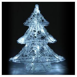 Image de Sylvestre - Sapin lumineux LED (23 cm)