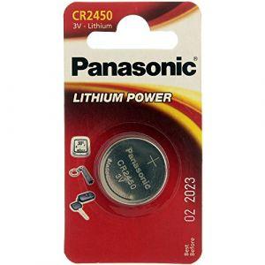 Panasonic CR-2450 - 1 Pile bouton