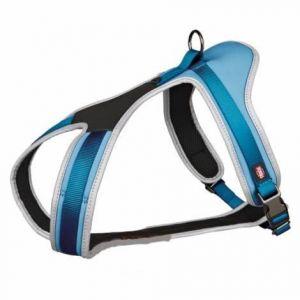 Trixie Experience touring harnais - S: 30-50 cm/15 mm, bleu