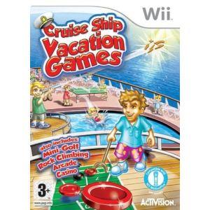 Sports et Jeux en Croisière [Wii]