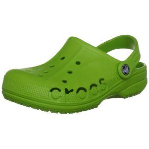 Image de Crocs Baya - Sabots - Mixte Enfant - Vert (Volt Green) - 24-26 EU