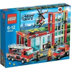 Lego 60004 - City : La caserne des pompiers