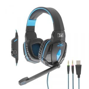 T'nB Gaming Elite - Casque filaire stéréo Gamer USB / jack 3.5mm
