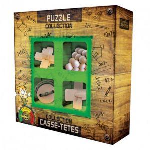 Eureka Puzzle Collection casse-têtes bois Junior