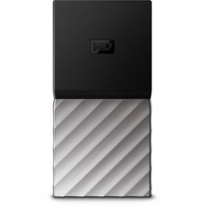 Western Digital WDBK3E5120PSL - SSD externe 512 Go My Passport portable USB 3.1