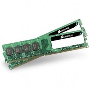 Corsair CMV8GX3M2A1333C9 - Barrettes mémoire Value Select 2 x 4 Go DDR3 1333 MHz CL9 240 broches