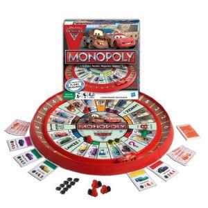 Image de Hasbro Monopoly Cars 2