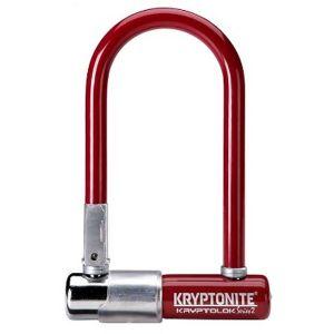 Kryptonite KryptoLok 2 Mini-7 - Antivol U - rouge Antivols en U