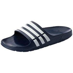 Adidas Claquettes homme Duramo Slide New Navy / New Navy / White
