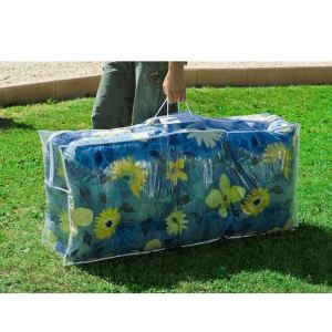 Maillesac Housse luxe pour 2 coussins