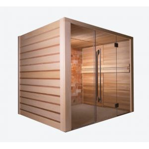 Holl's Alto Vap - Sauna vapeur 4/6 places