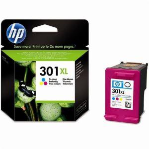 HP CH564EE - Cartouche d'encre n°301XL 3 couleurs