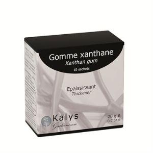 Kalys Gastronomie Epaississant : gomme xanthane (10 sachets de 2g)