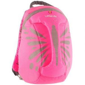 LittleLife Sac à dos enfant ActionPak papillon rose