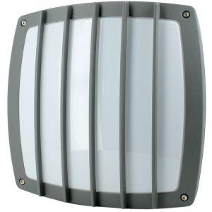 Arev Applique LED 12W extérieur MEGEVE Carré Blanc chaud