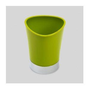 Gobelet pour salle de bain Happy en plastique