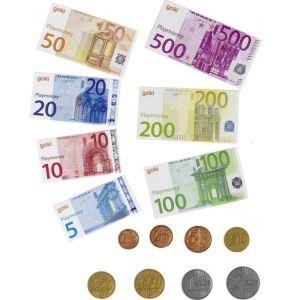 Goki Monnaie factice : euros pièces et billets