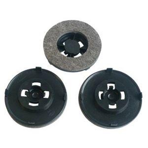 Electrolux 3 disques feutre pour cireuse