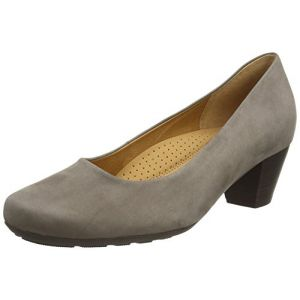 Gabor Brambling, Escarpins Femme - Gris (Grey Nubuck Oil), 36 EU (3.5 UK)