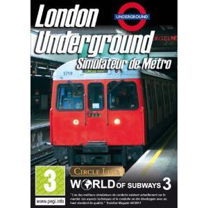 London Underground Simulator - World of Subways Vol. 3 [PC]