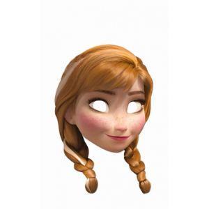 Masque Anna La Reine des neiges