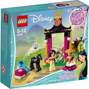 Lego 41151 - Disney Princess : L'entraînement de Mulan