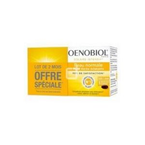 Oenobiol Solaire Intensif (Lot de 2 x 30 capsules)