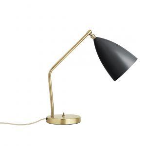 Gubi Gräshoppa Lampe de table, noir