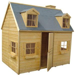 Cerland Maison de jardin en bois Rosalie 248x160x240cm